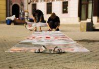Reprezentatie cu balon - Festivalul international de teatru Atelier - Baia Mare 2007 (4/51)