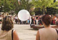 Reprezentatie cu balon - Festivalul international de teatru Atelier - Baia Mare 2007 (10/51)