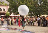 Reprezentatie cu balon - Festivalul international de teatru Atelier - Baia Mare 2007 (12/51)