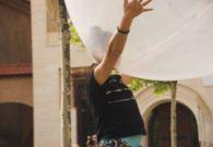 Reprezentatie cu balon - Festivalul international de teatru Atelier - Baia Mare 2007 (15/51)