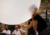 Reprezentatie cu balon - Festivalul international de teatru Atelier - Baia Mare 2007 (17/51)