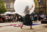 Reprezentatie cu balon - Festivalul international de teatru Atelier - Baia Mare 2007 (19/51)