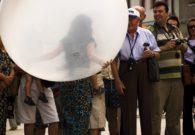 Reprezentatie cu balon - Festivalul international de teatru Atelier - Baia Mare 2007 (21/51)