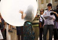 Reprezentatie cu balon - Festivalul international de teatru Atelier - Baia Mare 2007 (22/51)