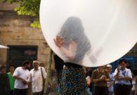 Reprezentatie cu balon - Festivalul international de teatru Atelier - Baia Mare 2007 (25/51)