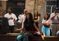 Reprezentatie cu balon - Festivalul international de teatru Atelier - Baia Mare 2007 (29/51)