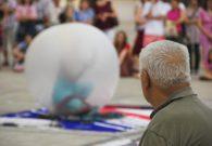 Reprezentatie cu balon - Festivalul international de teatru Atelier - Baia Mare 2007 (36/51)
