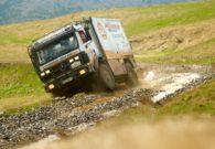 Etapa Dakar 2008 - Baia Mare (61/103)